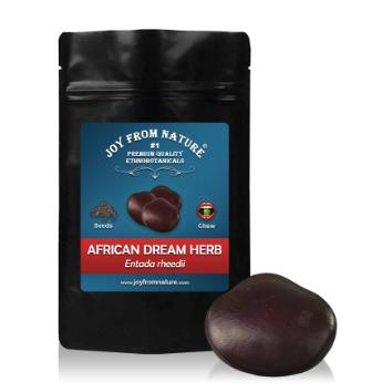 African dream herb (Entada rheedii)