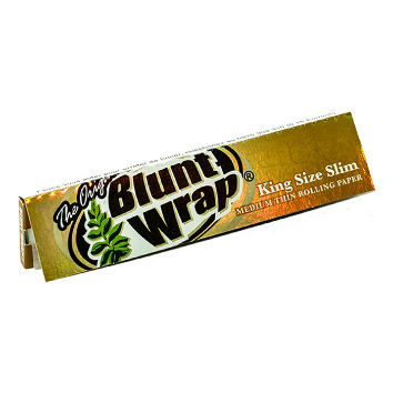 Blunt Wrap Medium Thin King Size Slim Papers