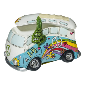 "Cannabuds stash box ""Volkswagen Van"""