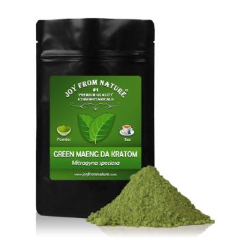 Green Maeng Da Kratom