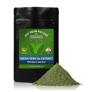 Green Vein Kratom 25x Extract