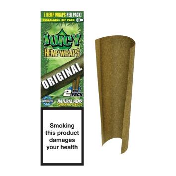 Juicy Hemp Wraps Original