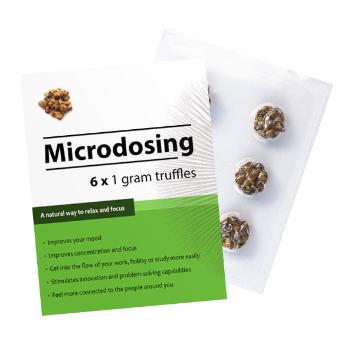 Microdosing pack - Magic Truffles